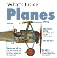 What's Inside?: Planes