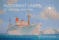 P & O Orient Liners of the 1950s and 196