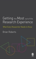 Getting the Most Out of the Research Exp