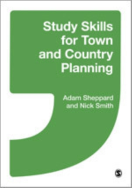 Study Skills for Town and Country Planni