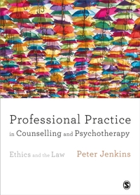 Professional Practice in Counselling and
