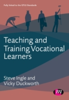 Teaching and Training Vocational Learner