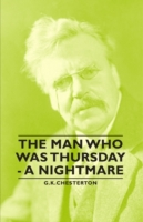 Man Who Was Thursday - A Nightmare