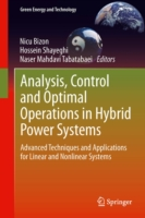 Analysis, Control and Optimal Operations