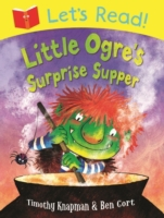 Let's Read! Little Ogre's Surprise Suppe
