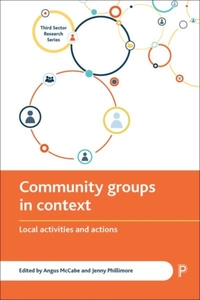 Community groups in context