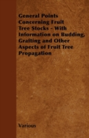 General Points Concerning Fruit Tree Sto