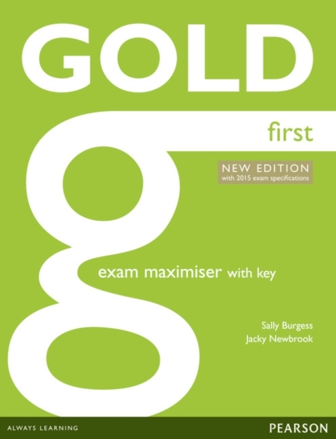 Gold First New Edition Maximiser with Ke