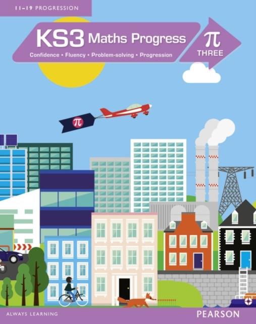 KS3 Maths Progress Student Book Pi 3