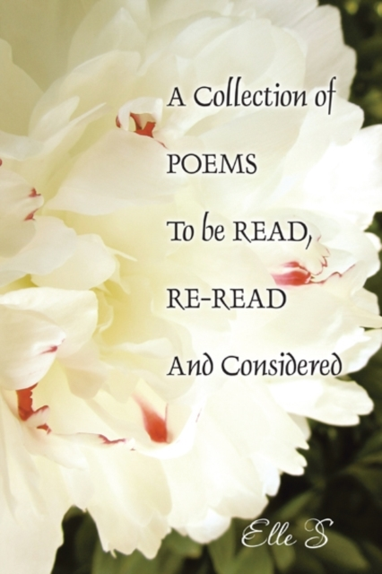 Collection of Poems to Be Read, Re-Read