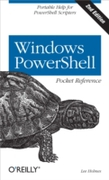 Windows PowerShell Pocket Reference