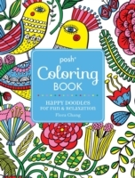 Posh Coloring Book: Happy Doodles for Fu