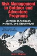 Risk Management in Outdoor and Adventure