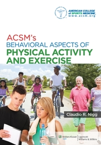 ACSM's Behavioral Aspects of Physical Ac