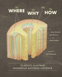 Where, the Why, and the How : 75 Artists