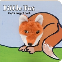 Little Fox: Finger Puppet Book