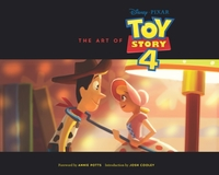 Art of Toy Story 4