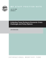 Collecting Taxes During an Economic Cris