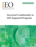 Structural Conditionality in IMF-Support