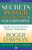 Secrets of Power Negotiating for Salespe