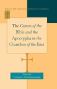 Canon of the Bible and the Apocrypha in