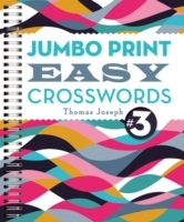 Jumbo Print Easy Crosswords #3
