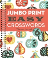 Jumbo Print Easy Crosswords #6