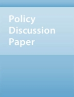 Structural Policies in Developing Countr