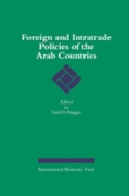 Foreign and Intratrade Policies of Arab