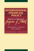 International Financial Policy: Essays i