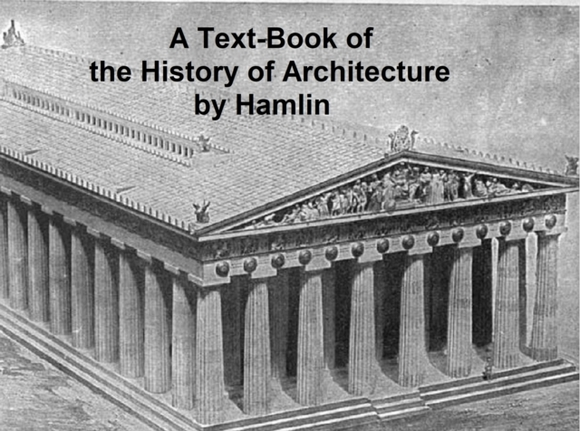 Bilde av Text-book Of The History Of Architecture