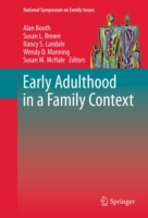 Early Adulthood in a Family Context