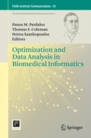 Optimization and Data Analysis in Biomed