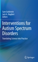 Interventions for Autism Spectrum Disord