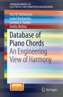 Database of Piano Chords