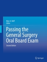 Passing the General Surgery Oral Board E