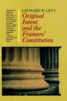 Original Intent and the Framers' Constit