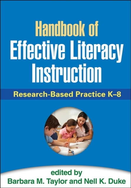 Handbook of Effective Literacy Instructi