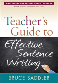 Teacher's Guide to Effective Sentence Wr