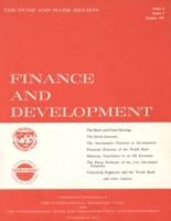Finance & Development, December 1965