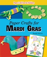 Paper Crafts for Mardi Gras