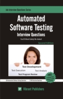 Automated Software Testing Interview Que