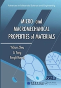 Micro- and Macromechanical Properties of
