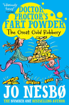 Doctor Proctor's Fart Powder: The Great