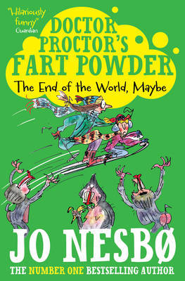 Doctor Proctor's Fart Powder: The End of