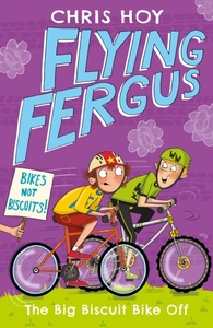 Flying Fergus 3: The Big Biscuit Bike Of