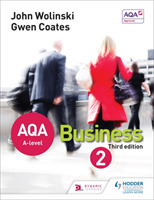 AQA A Level Business 2 Third Edition (Wo