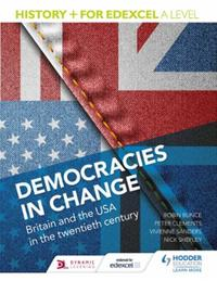 History+ for Edexcel A Level: Democracie