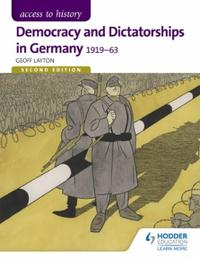 Access to History: Democracy and Dictato