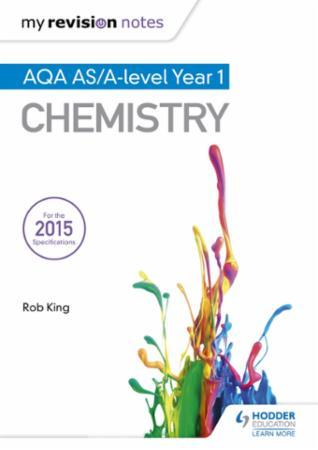 My Revision Notes: AQA AS Chemistry Seco